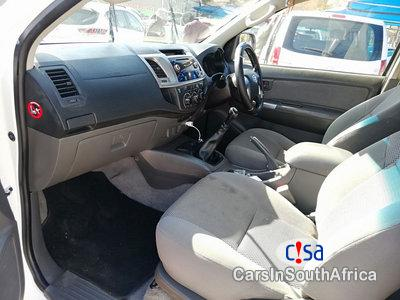 Picture of Toyota Hilux 3000 Manual 2014 in Gauteng