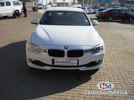 Picture of BMW 3-Series Manual 2013