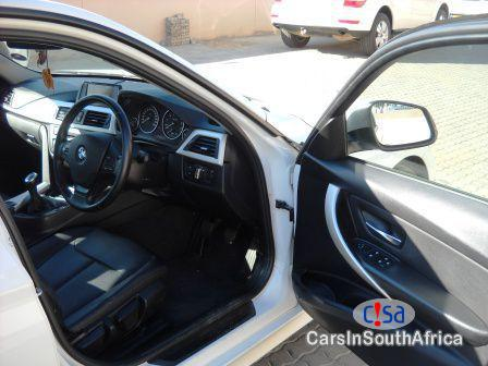 BMW 3-Series Manual 2013 in Western Cape