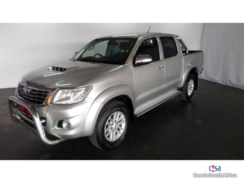 Picture of Toyota Hilux 3.0D Lt Diesel Automatic 2013
