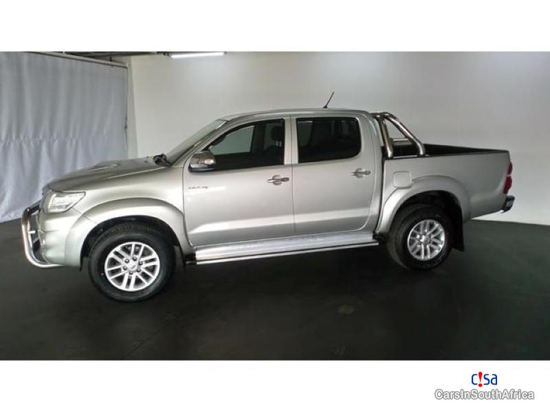 Toyota Hilux 3.0D Lt Diesel Automatic 2013 in Free State