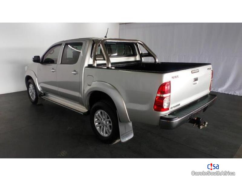 Toyota Hilux 3.0D Lt Diesel Automatic 2013 in South Africa