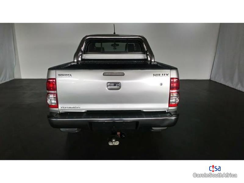 Picture of Toyota Hilux 3.0D Lt Diesel Automatic 2013 in Free State