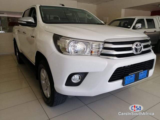 Picture of Toyota Hilux Automatic 2017
