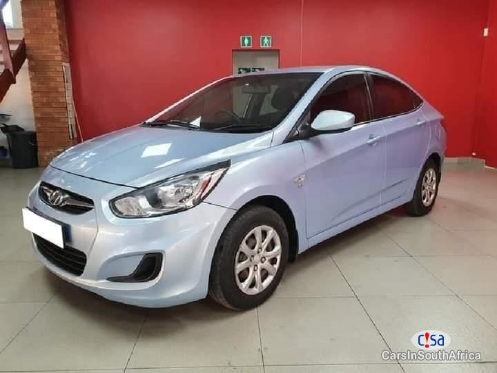 Picture of Hyundai Accent 1.6 Manual 2013