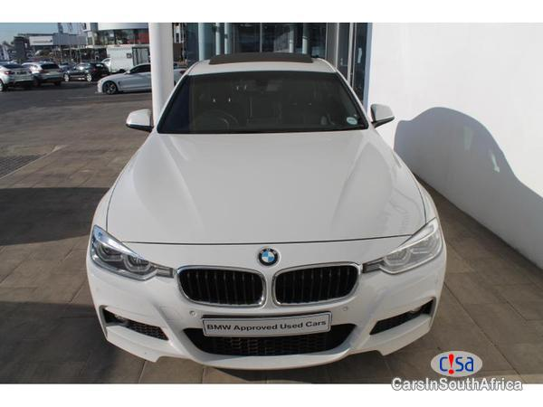 BMW 3-Series Automatic 2014