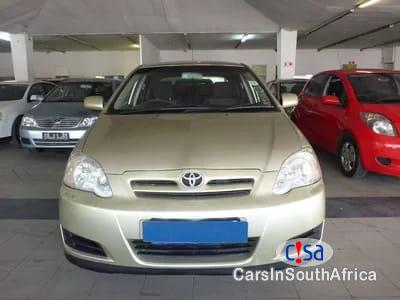 Picture of Toyota Runx 140i RS Manual 2006