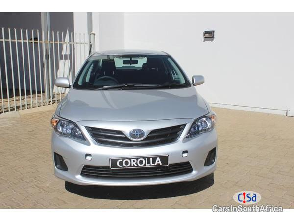 Picture of Toyota Corolla Eco Manual 2016