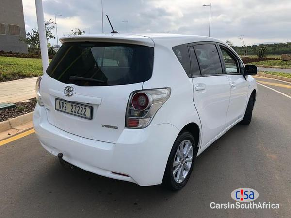Toyota Verso Manual 2012 in South Africa