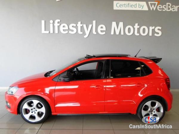 Picture of Volkswagen Polo Manual 2012