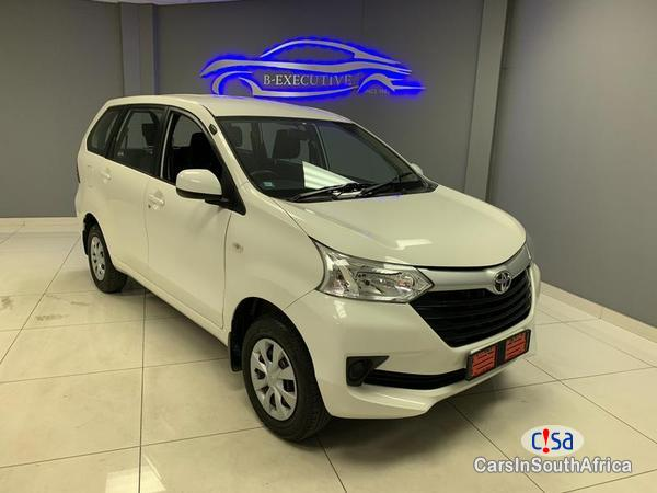 Picture of Toyota Avanza Automatic 2016