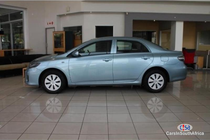 Picture of Toyota Corolla 1.6 Manual 2018