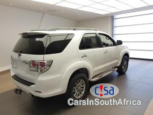 Toyota Fortuner 3.0 Automatic 2014