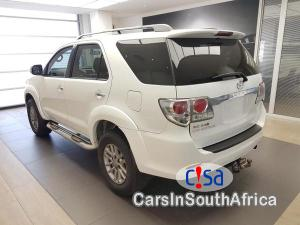 Toyota Fortuner 3.0 Automatic 2014 in Western Cape