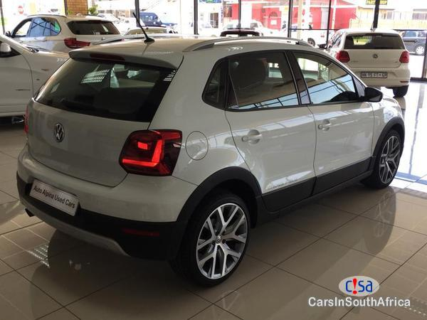 Volkswagen Polo Manual 2015 in South Africa