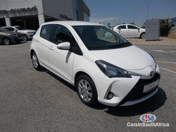 Pictures of Toyota Yaris Manual 2017