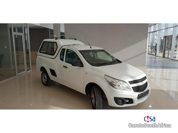Chevrolet Utility Manual 2017 in South Africa