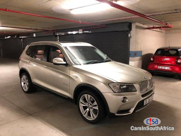 Picture of BMW X3 Automatic 2013