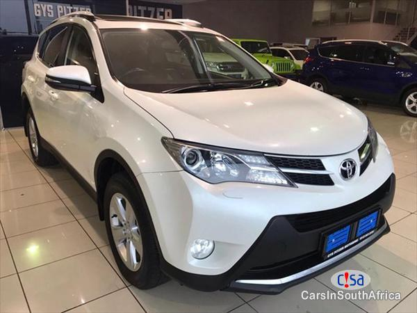 Picture of Toyota RAV-4 Automatic 2015