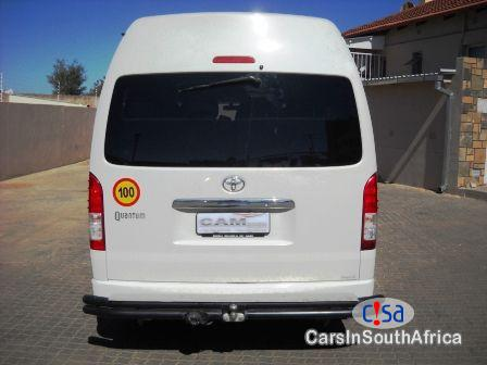Toyota Quantum Manual 2013 in Limpopo
