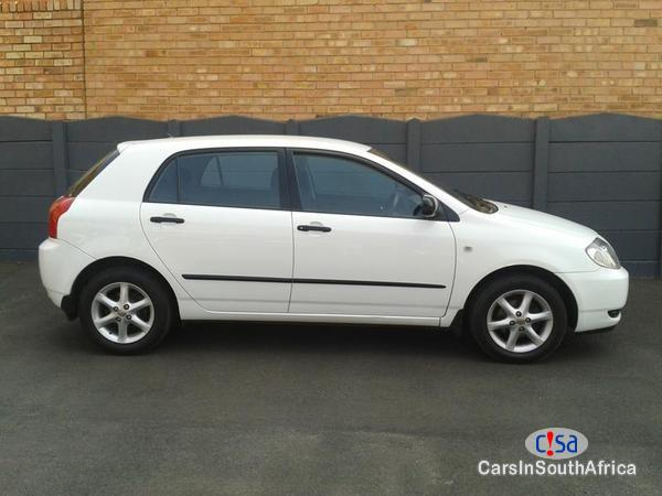 Picture of Toyota Runx 2.4 Manual 2005