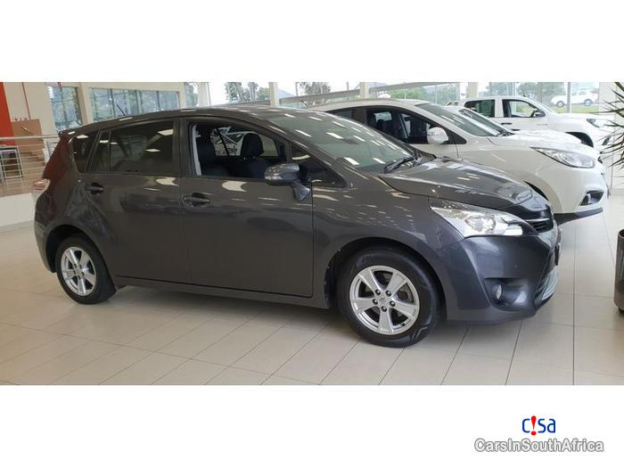 Picture of Toyota Verso Manual 2015