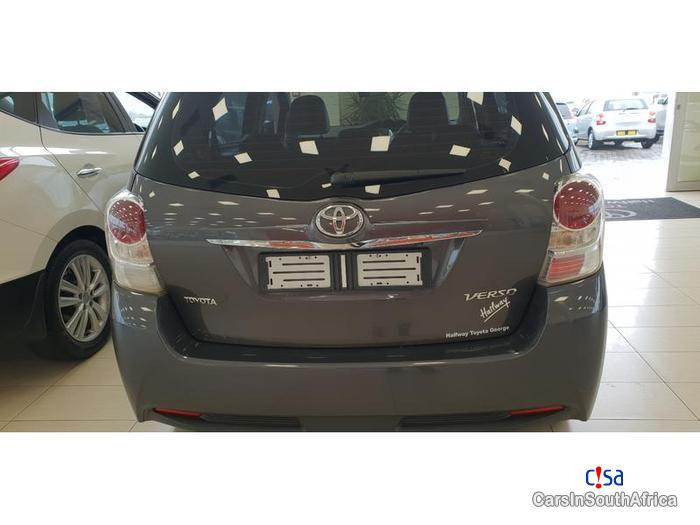 Toyota Verso Manual 2015 in Eastern Cape