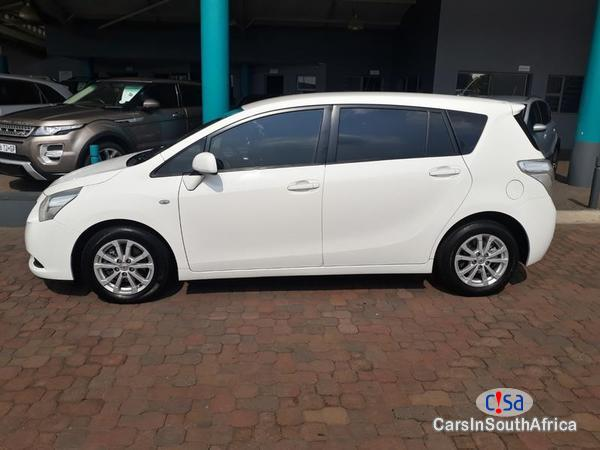 Toyota Verso Manual 2013 in Eastern Cape