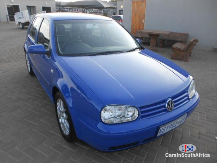 Picture of Volkswagen Golf Manual 2005