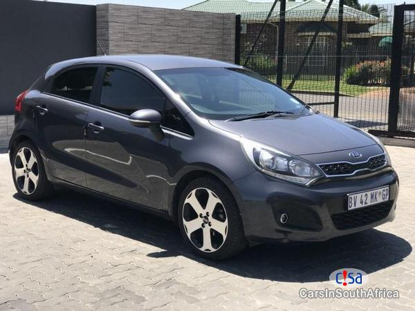 Picture of Kia Rio Manual 2016