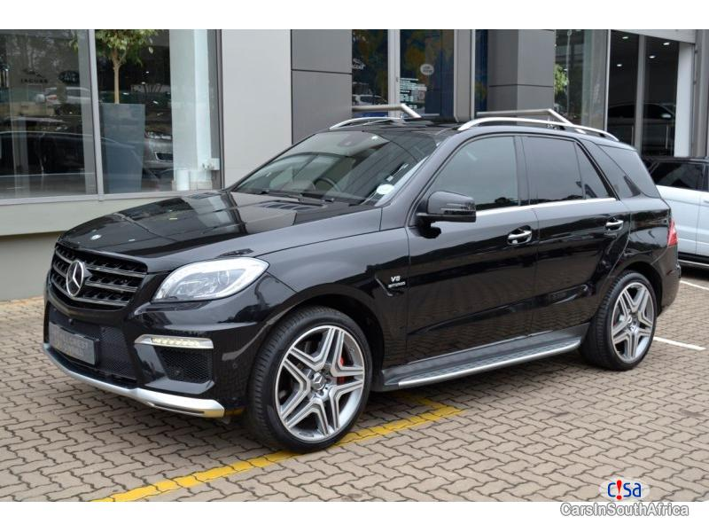 Pictures of Mercedes Benz M-Class 3.0 Automatic 2016