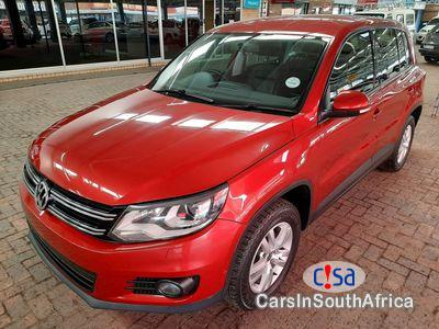 Volkswagen Tiguan 2.0 Manual 2016
