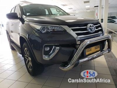 Pictures of Toyota Fortuner 2.8 Automatic 2016