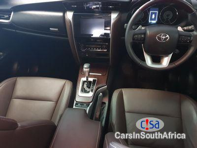 Toyota Fortuner 2.8 Automatic 2016 in South Africa