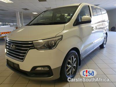 Pictures of Hyundai H-1 2.5 Automatic 2017