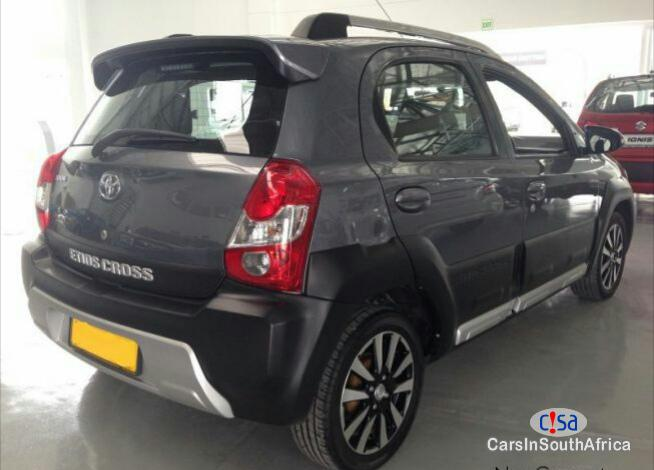 Toyota Etios Manual 2016 in Gauteng