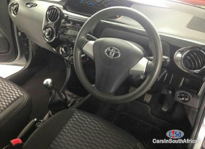Picture of Toyota Etios Manual 2016 in South Africa