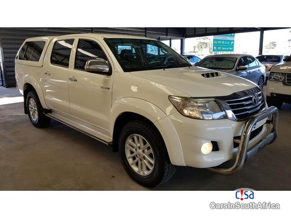 Picture of Toyota Hilux Automatic 2011