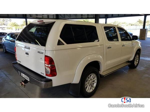 Toyota Hilux Automatic 2011 in Limpopo