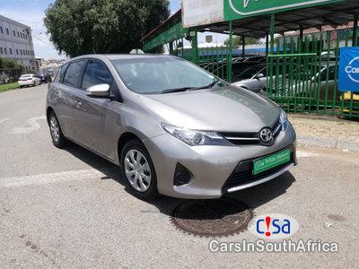 Toyota Auris 1300 Manual 2015