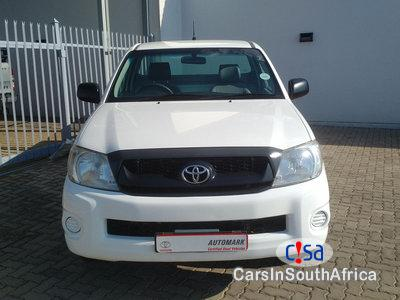 Picture of Toyota Hilux 2.0 Manual 2011