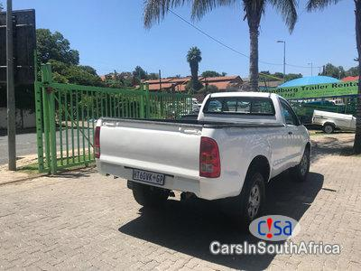 Toyota Hilux 2.5 Manual 2012 in Northern Cape