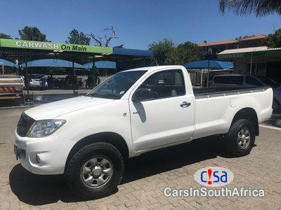 Toyota Hilux 2.5 Manual 2012 in South Africa