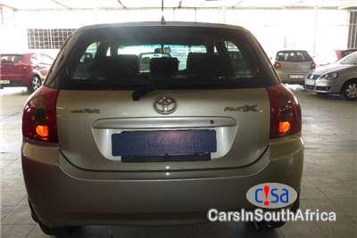 Toyota Runx 1.6 Manual 2007 in Limpopo