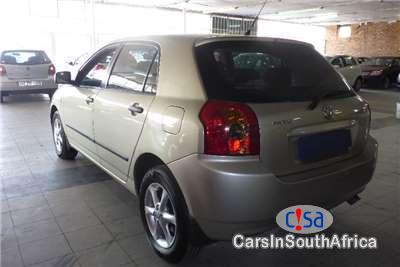 Picture of Toyota Runx 1.6 Manual 2007 in Limpopo