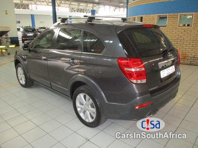 Picture of Chevrolet Captiva 2.4 Manual 2014