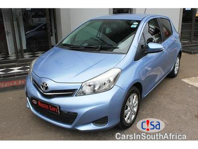 Toyota Yaris 1.3 Automatic 2012 in Free State