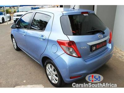 Toyota Yaris 1.3 Automatic 2012 in South Africa