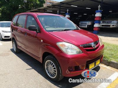 Picture of Toyota Avanza 1.3 Manual 2007