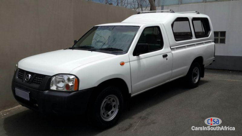 Picture of Nissan NP300 Manual 2011